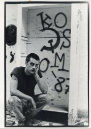 Kosmo Vinyl (Forgotten Film Location, 1987) - © Thomas Doran