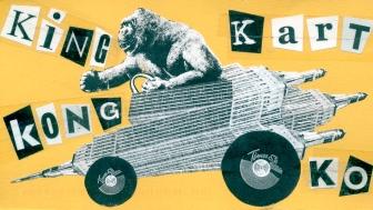 king kong kart